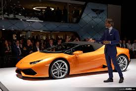 cars movie lamborghini the lamborghini huracan lp610 4 spyder intro movie 2015 iaa 2 hr