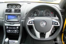 vauxhall maloo vauxhall maloo vxr8 2012 dashboard u2013 front seat driver