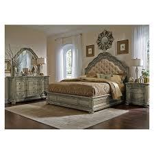 King Platform Bed Set San Marcos King Platform Bed El Dorado Furniture