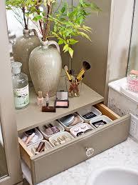 creative ideas for bathroom creative bathroom storage ideas countertop storage and drawers