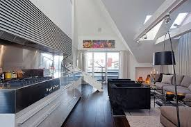loft kitchen ideas inspirations apartment loft kitchen interior kitchen living room