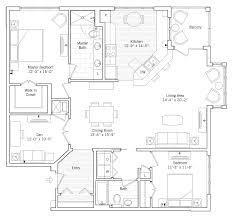 Den Floor Plan Floor Plans Summit Vista Life