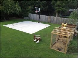 backyard basketball court flooring backyards winsome backyard volleyball court simple backyard