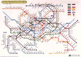 Washington Metro Map Pdf by Seoul Subway Map Pdf My Blog