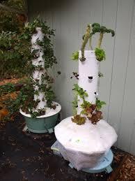 hydroponic water heater backyard tower garden