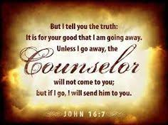comforter bible verse but if you are led by the spirit you are not under the law