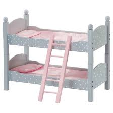 olivia u0027s little world 18 inch doll furniture double bunk bed