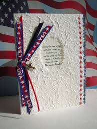 card for deployed soldier with by warmtouchcreations