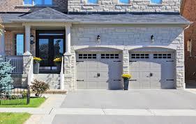 aluminum garage doors black personalised home design