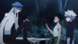 hunter x hunter hunter x hunter 2011 85 lost in anime