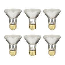 Par20 Halogen Flood Lights Globe Halogen Par20 50 Watt Flood Light Bulb Walmart Canada