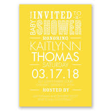 baby shower invitations invitations by dawn
