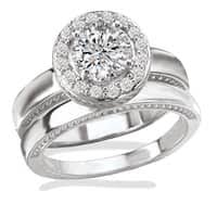 diamond wedding rings diamond wedding rings for less overstock
