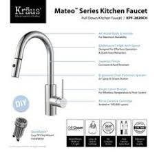Grohe Concetto Single Handle Pull by Grohe Concetto Single Handle Pull Out Sprayer Kitchen Faucet In