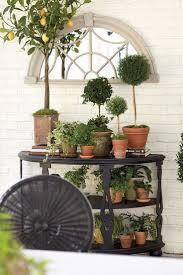 45 best green images on pinterest ballard designs emerald city balustrade outdoor console table from bunny williams outdoor collection for ballard designs