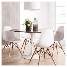 Circle Dining Table Furniture Modern Circle Dining Table Modern Dining