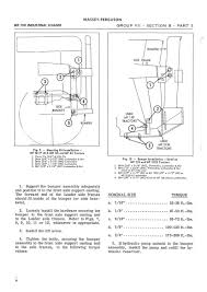 massey ferguson 65 wiring diagram dolgular com