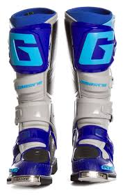motocross boots gaerne gaerne mx boots sg 12 blue 2017 maciag offroad