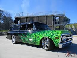 gmc suburban custom built by west coast customs