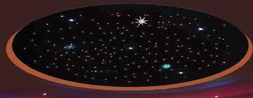 Fibre Optic Lights For Ceilings 10w Fiber Optic Kits For Starry Sky Ceiling Lighting
