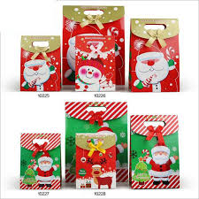 christmas paper bags christmas paper gift bags part 44 how to make a gift bag from