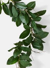 Garland by 4ft Magnolia Leaf Garland