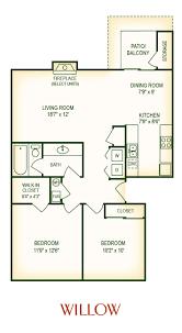 9 X 12 Bedroom Design Modernized Floor Plans Saint Peters Mo Ridgewood Apartments