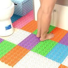 Colorful Bathroom Rugs Bathroom Toilet Mats Colors Plastic Bath Mats Easy Bathroom