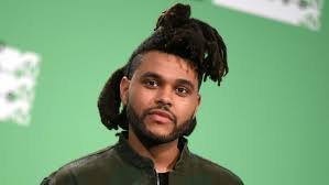 the weeknd s hair canadian journalist lands interview with the weeknd youtube