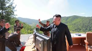 North Korea Us Confirms Icbm Was Tested By North Korea As Russia And China