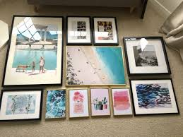 How To Make A Gallery Wall by How To Create A Gallery Wall U2013 And Where To Find Affordable Art