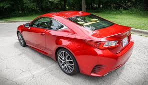 Review 2016 Lexus Rc 200t F Sport 95 Octane