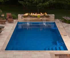 new great lakes in ground fiberglass pool by san juan fiberglass pools wilmington barrier reef fiberglass pools