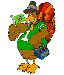 thanksgiving football enabling the fan experience