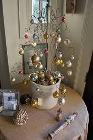 Christmas Ornament Holders Vintage Ornament Display Vreeland Road Holiday Decorating At Mi