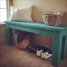 furniture fabulous padded storage bench cheap mudroom bench