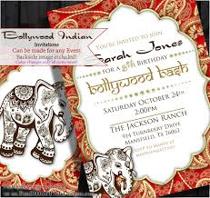Event Invitation Cards Bollywood Invitation Indian Invite Middle Eastern