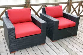 Landgrave Patio Furniture by Cushion Chairs