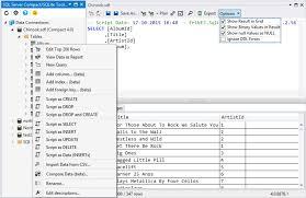 sql server compare tables sqlite sql server compact toolbox visual studio marketplace