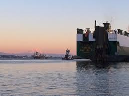 Portland Or Traffic Map by Oregon And Sw Washington Live Maritime Traffic Map Vessel Tracker