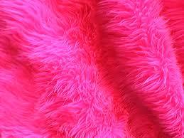 pink carpet runner party cheap bright pink sheepskin fluffy