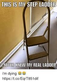 Ladder Meme - 25 best memes about step ladder step ladder memes