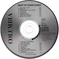cd album david essex the best of david essex columbia uk