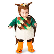 Toddler Owl Halloween Costumes by Lil U0027 Hoot Owl Infant Costume Buycostumes Com