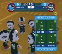 backyard football 2006 screenshots hooked gamers