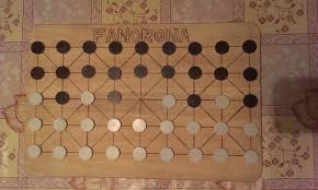 fanorona tame the board game