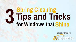 3 spring cleaning tips to make windows shine youtube