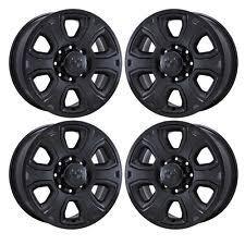 20 stock dodge ram rims dodge ram 2500 20 factory oem satin black wheel 2014 2017