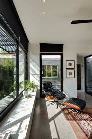 edwardian home interiors century old melbourne home gets a stylish u0027box u0027 garden room extension