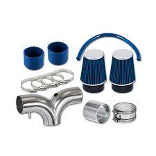 cold air intake for dodge ram 1500 5 7 hemi 03 08 dodge ram 1500 5 7l v8 dual ram air intake blue filter
